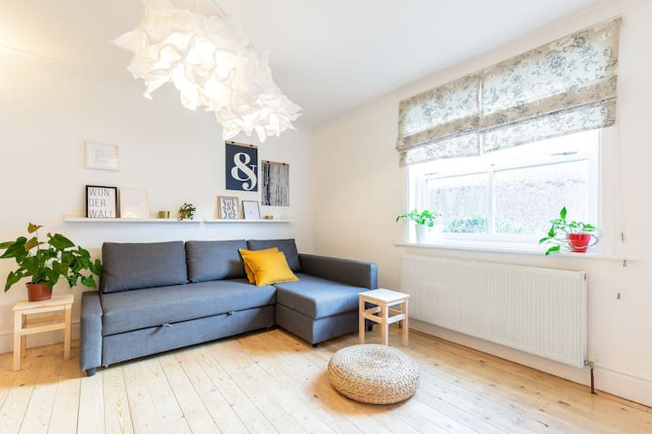 Highgate Loft with views to Beverley Minster