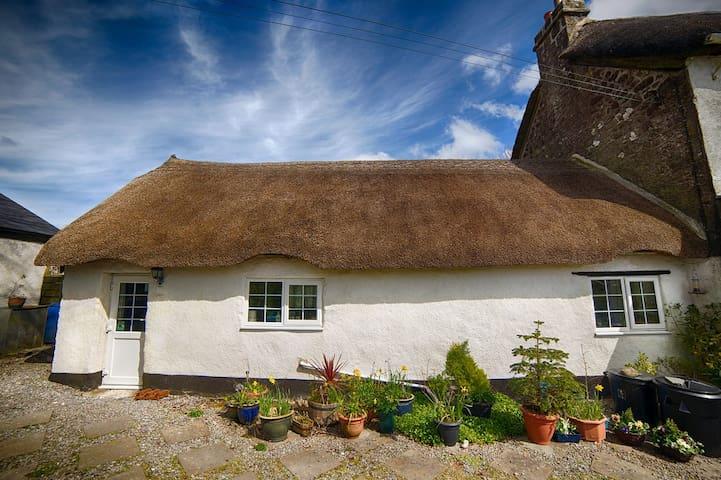 Comfortable annex in heart of DartmoorTQ13