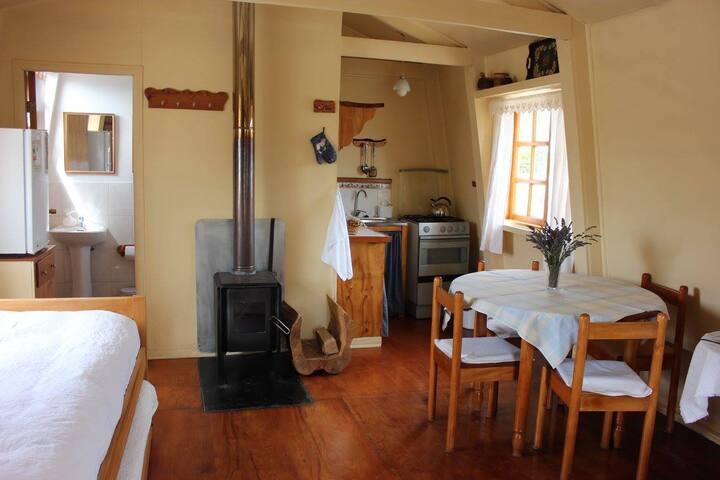 Departamento Rústico, Patagonia