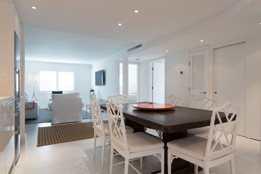 Newly Renovated 2 Bedroom In Key Biscayne Florida