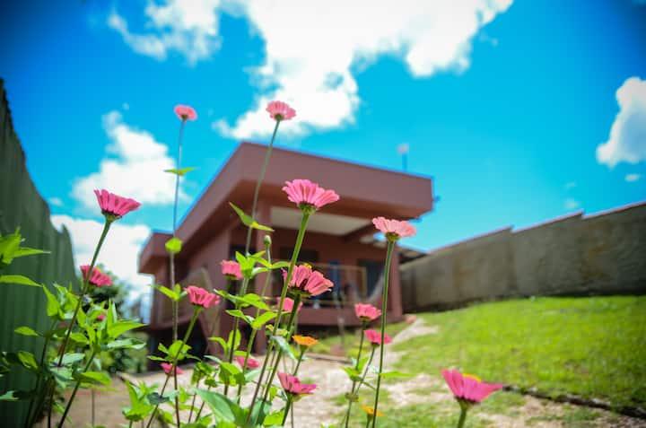 Casa Ecológica em Alto Paraíso de Goiás