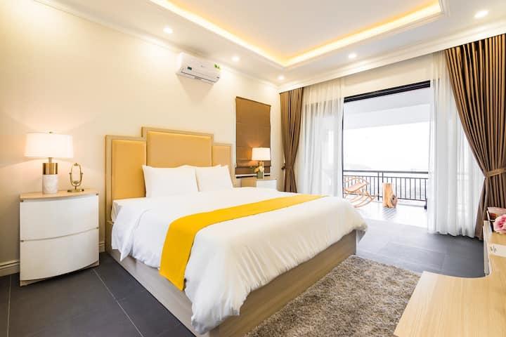 W4/DELUXE ROOM/Calm+Clean+Cozy/Free Breakfast