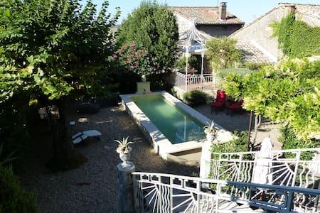Garden studio in St Maximin - Saint-Maximin - Annat