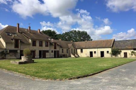 Chambre d'hôte au coeur d'un haras Normand - Calvados