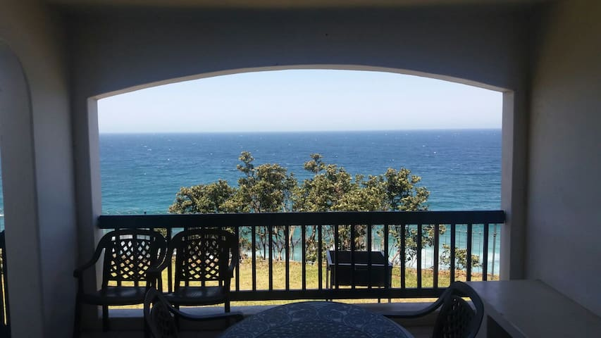 By-the-sea 2 bed self-catering unit