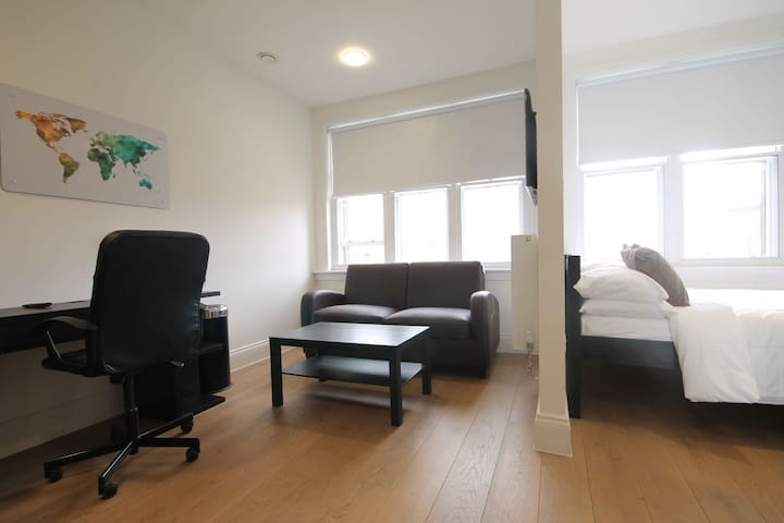 City Centre Apartment in Listed Building - Apt 19 Gallowgate - The Bruce Building