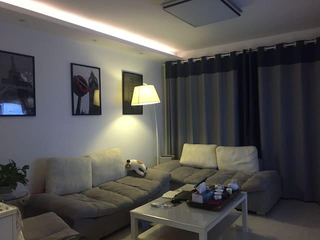 九号线简约清新房间@九亭站交通便捷 - Shanghai - Appartamento