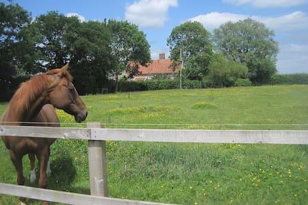 Watsons Farm - Fressingfield - Hus