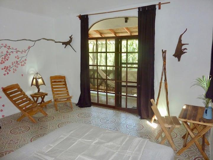 Casa Vintage, Entspannen im Zentrum von Mazunte
