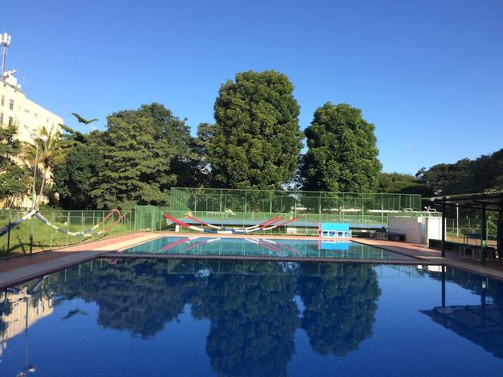 piscina da Escola Parque 308 sul
