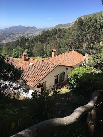 Hermosa Casa Campestre Suesca - Suesca - Haus