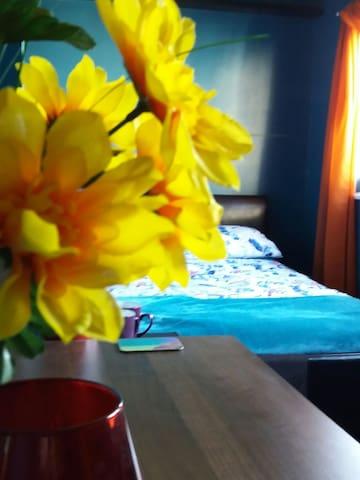 Peaceful Buxton Bedroom - Buxton - Hus