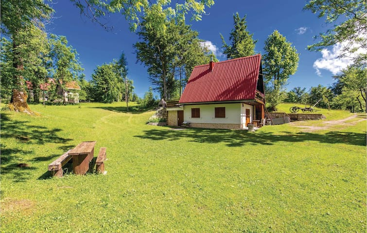 Holiday cottage with 1 bedroom on 70 m² in Gorski Kotar