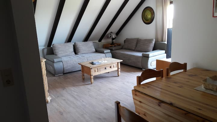 Appartment Panoramablick - Mit Balkon und Pool