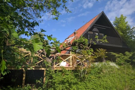 Holiday house near beach and town - Gilleleje - บ้าน