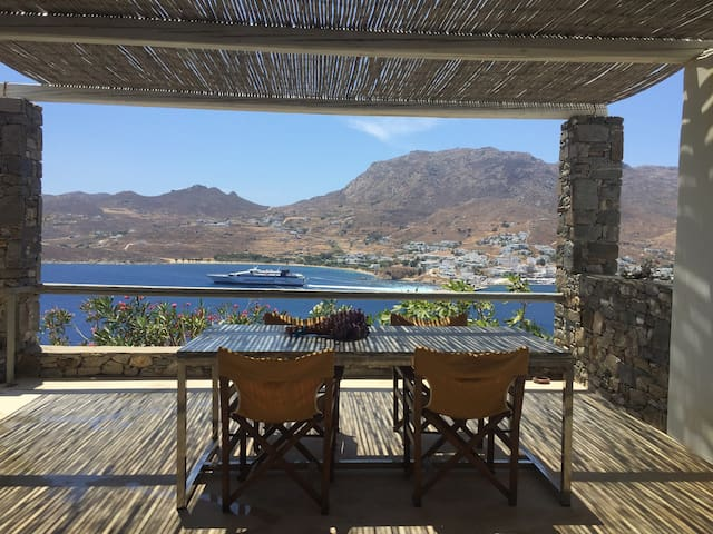 Βιλα με υπέροχη θέα  Villa with spectacular view