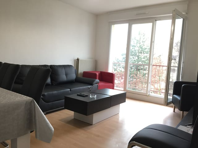 le domaine de la corchade - Metz - Lägenhet