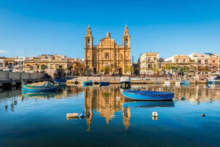3 Bed Modern Flat - Sliema - Malta - Sliema - Apartment