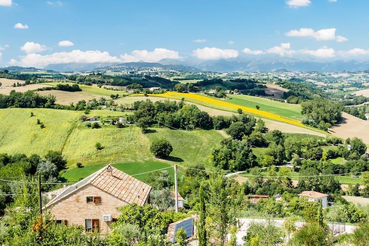 Villa Mille Querce - Monte Giberto - House