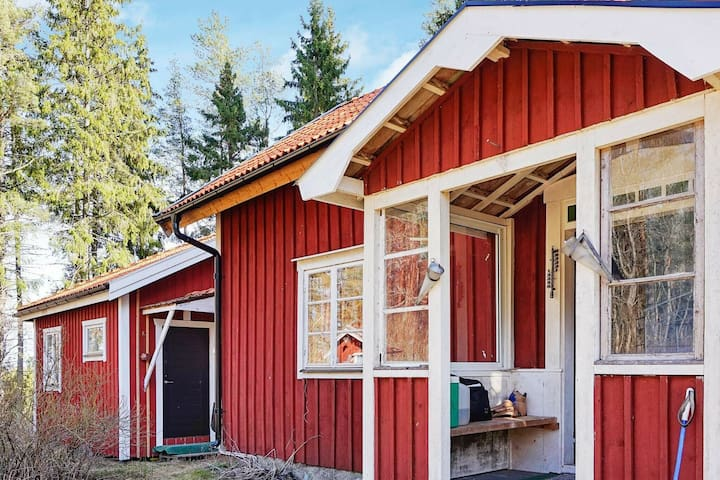 5 person holiday home in TRANÅS