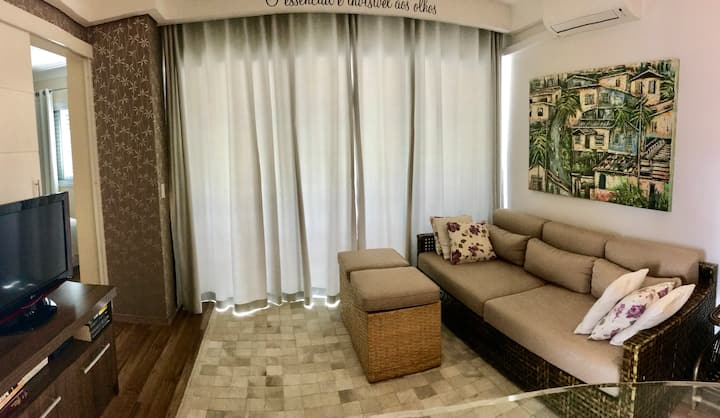 Beautiful apartment in the Cambui neighborhood