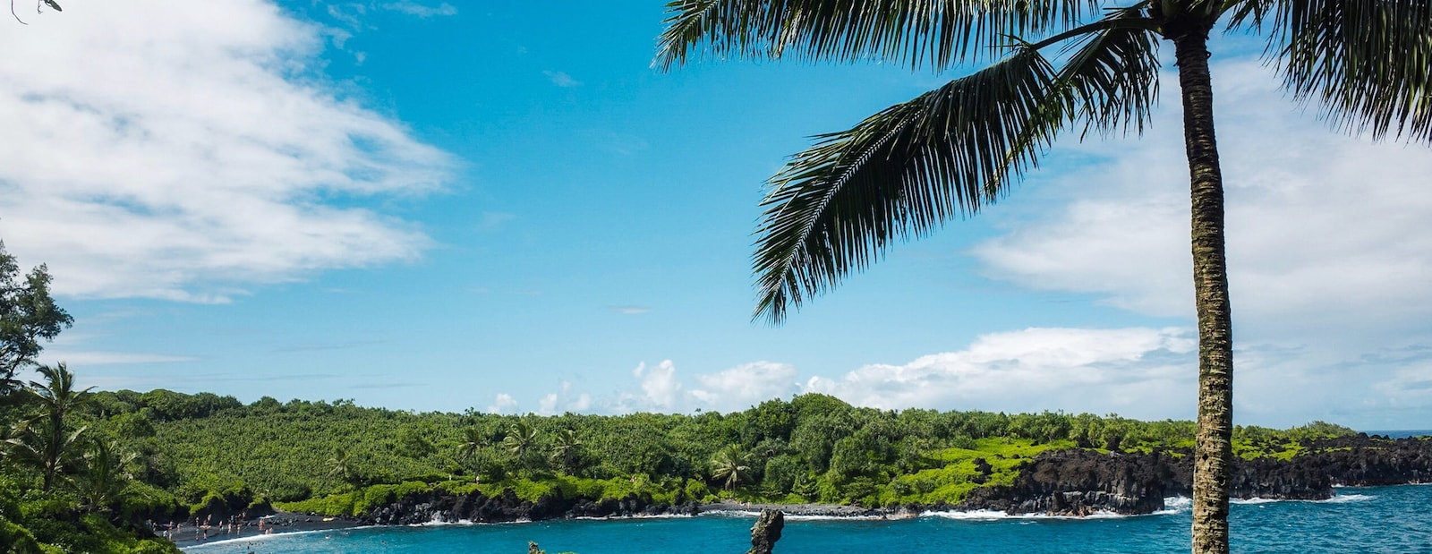 Vacation rentals in Hana
