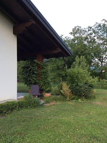 Abitare nel sottotetto - Villa Santina - Appartement