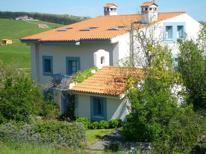Exclusiva casa rural en Cantabria