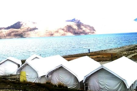 TIH Norling Camp-Pangong