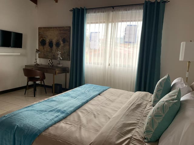 Luxury Apt, fully equipped, near to SJO airport