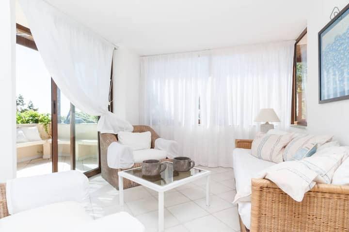 S. Stefano house beach -200m-