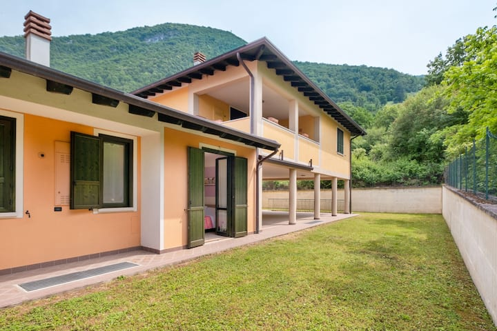 Wohnung in Residenz in Sulzano Iseo See