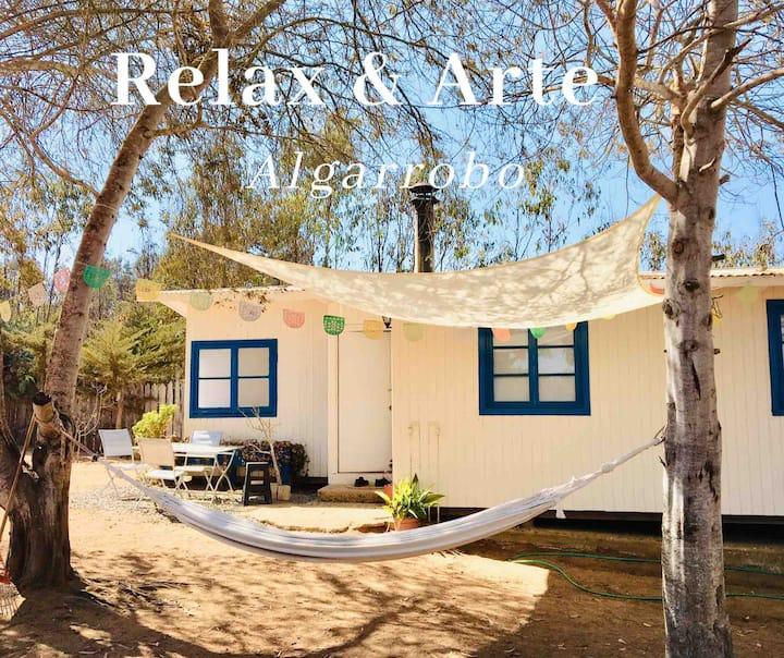 Algarrobo Relax & Arte Casa de campo en La Palma