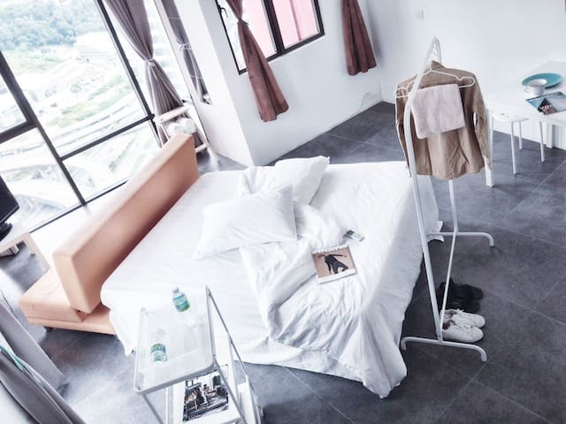 HOT! Contemporary living in Muji Studio - Petaling Jaya - Dom