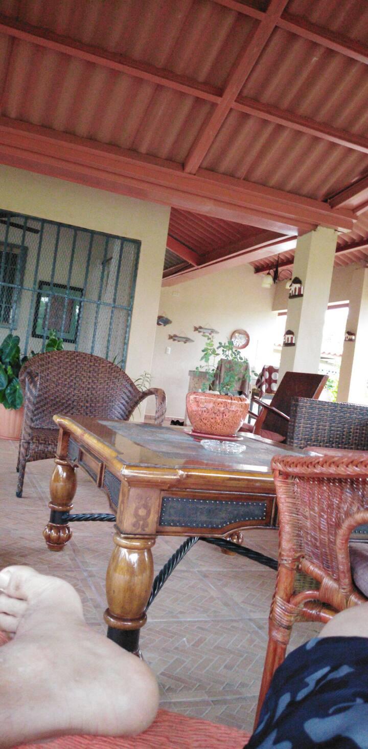 Casa de campo muy acogedora y comoda
