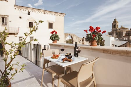 B&B Foresteria dell'Abbazia (a 12 Km. da Matera) - Montescaglioso - Bed & Breakfast