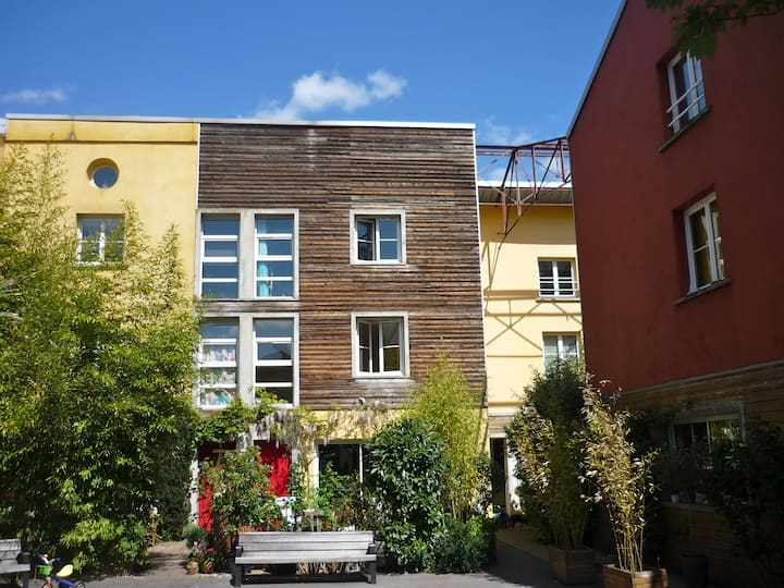 Cosy Loft at 300m from Paris