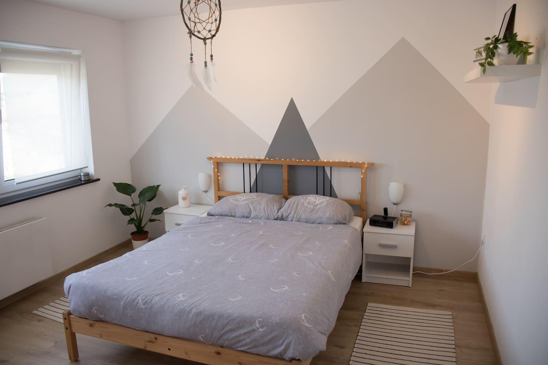 Gezellige privékamer nabij het centrum van Maaseik