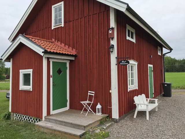 Guesthouse on a smaller farm