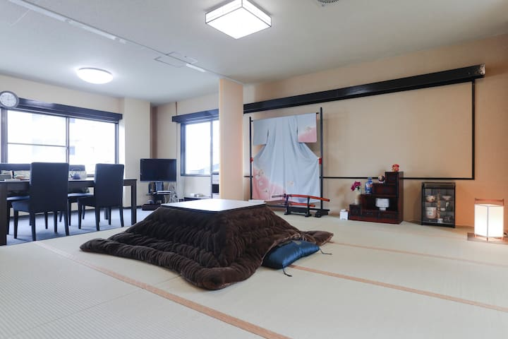 KEN HOUSE / Trad. Japanese-style / Private Floor