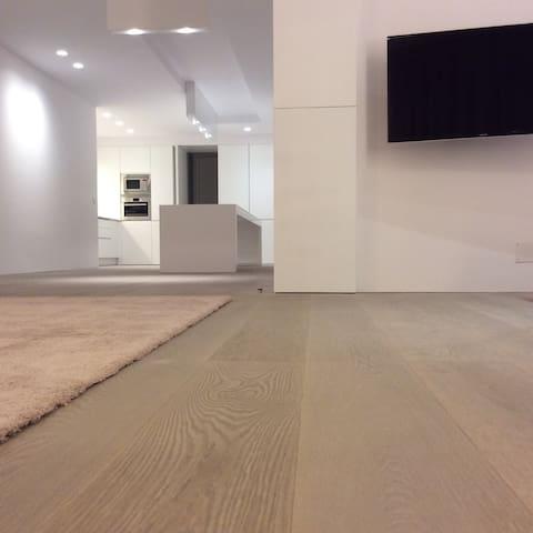 Large new flat in Las Palmas center - Las Palmas de Gran Canaria - Loft