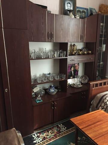 Дом, хостел Чегет Эльбрус, комнаты - Terskol