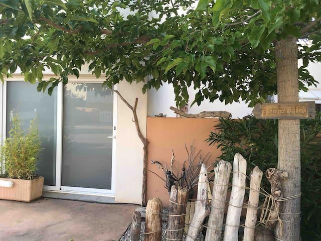 Studio à Calvi à 5min des plages et du GR20