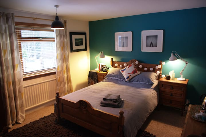 Spacious room on the doorstep of the River Tay - Strathtay