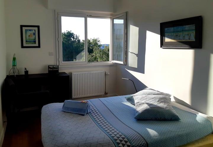 Chambre dans Appartement Très Lumineux 😊☀️😊
