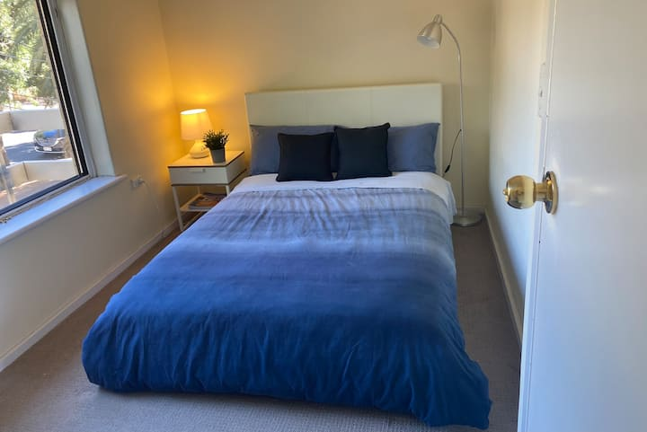 VERY WELL LOCATED, CLEAN, no-fuss guest room
