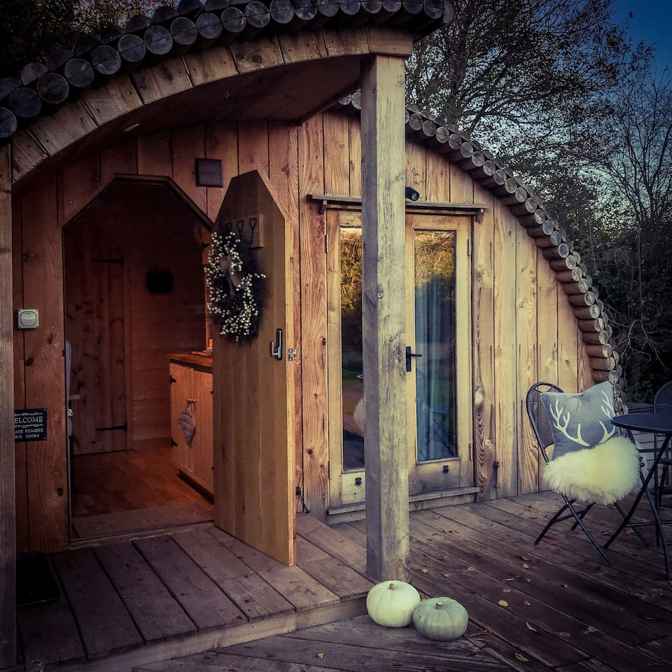 Apple Tree Cabin - A 5* Glamping Experience.