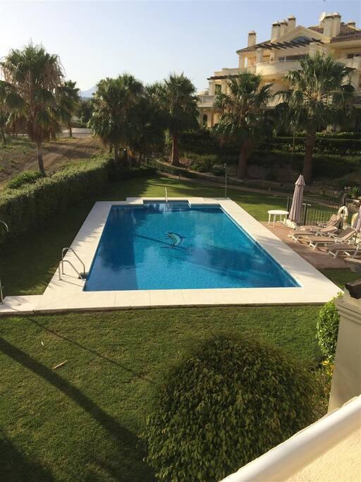 Lovely Communal Pool