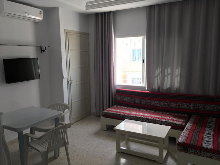 appartement numero 4