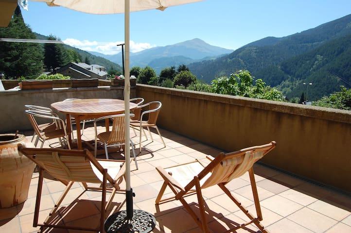 Apartamento en Planoles - Pirineo de Girona - Planoles - Departamento
